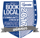 2017 Winner of Book Local Community Choice Award